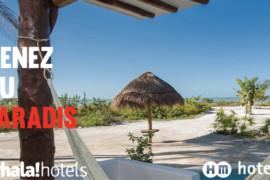 """[ENTREVUE] """"Les hôtels HM et Whala!: les tout inclus pour ceux qui veulent aussi visiter"""""""