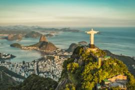 VOYAGEZ DE LA MAISON : en route vers le Brésil!