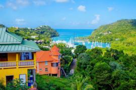 Voici la liste des complexes hôteliers de Sainte-Lucie certifiés COVID-19