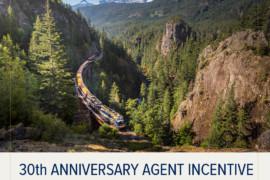 Concours: Gagnez un voyage pour deux avec Rocky Mountaineer!