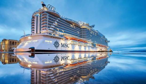 """MSC croisières reçoit la distinction """"biosafe ship"""" de RINA qui certifie l'atténuation des risques d'infection à bord"""