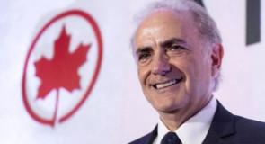 Calin Rovinescu, président et chef de la direction d'Air Canada, prendra sa retraite et annonce son successeur!