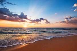 La moitié des plages du monde pourraient disparaître d'ici la fin du siècle