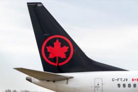 Air Canada annonce une baisse de près de 90% de ses revenus au deuxième trimestre de 2020