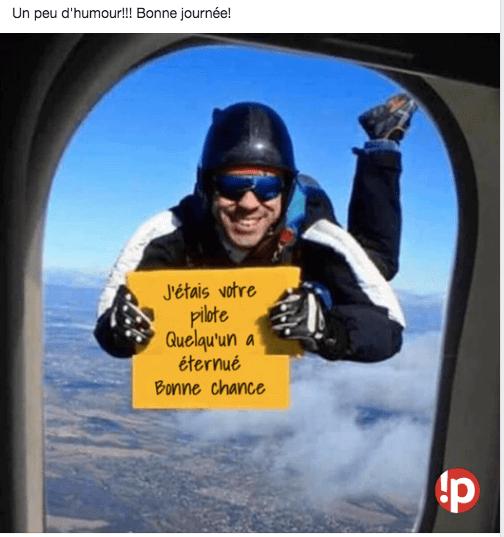 HUMOUR : Pilote d'avion en temps de pandémie ? (Photo) Coronavirus-re%CC%81seaux-sociaux