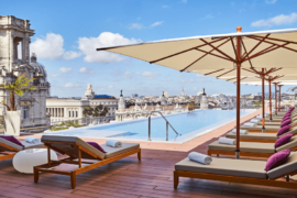 Luxe à Cuba: découvrez les photos du nouveau Gran Hotel Bristol de La Havane