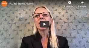 """[PAROLES DE PRO] """"Les commissions non versées seront examinées"""" explique Lyne Chayer Directrice Générale de Sunwing dans sa FAQ vidéo"""