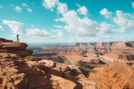 VOYAGEZ DE LA MAISON : Une balade dans les parcs nationaux américains