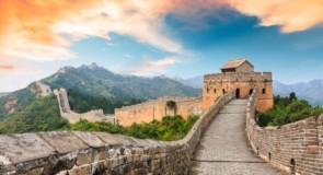 VOYAGEZ DE LA MAISON : L'exploration de la Grande Muraille de Chine