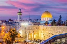 VOYAGEZ DE LA MAISON : visite d'Israël