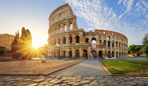 VOYAGEZ DE LA MAISON : visitez le Colisée de Rome comme si vous y étiez!