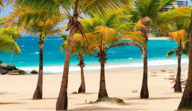 VOYAGEZ DE LA MAISON : destination Porto Rico