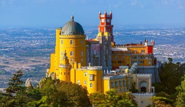VOYAGEZ DE LA MAISON : À la découverte de Sintra au Portugal!