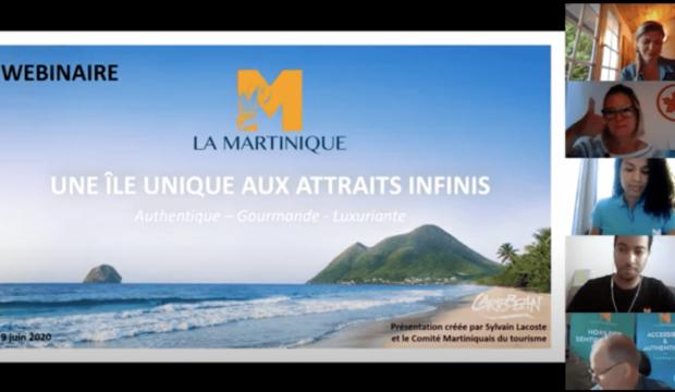 [WEBINAIRE] Redécouvrir la Martinique! Ce qu'il ne fallait pas manquer