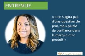 [ENTREVUE] Dans les coulisse d'AmaWaterways avec Janet Bava, directrice marketing pour l'Amérique du Nord