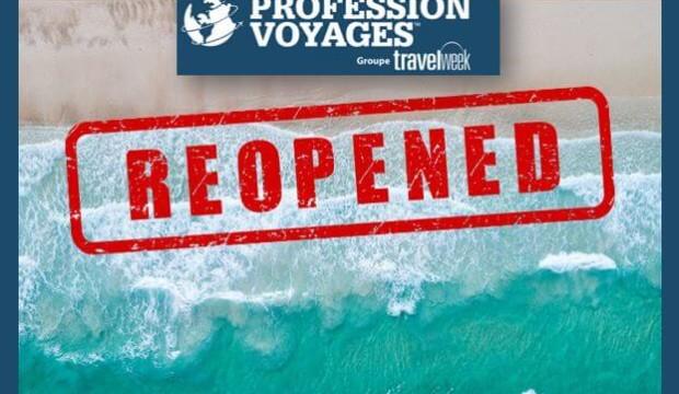 #ReVoyager: Voici la dernière liste des destinations rouvertes