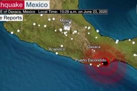 Le Mexique est touché par un important séisme dans le sud, alerte au tsunami