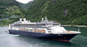 Quatre navires quittent la flotte de la compagnie Holland America