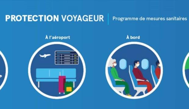 """Transat reprend ses vols aujourd'hui et propose un guide pratique """"Protection Voyageur"""" bonifié"""