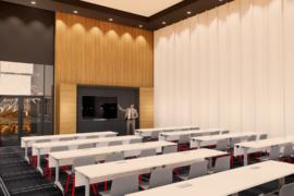 Club Med Québec Charlevoix présente ses nouveaux espaces de réunions