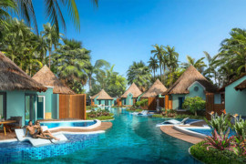 Le Sandals South Coast va inaugurer les premières et surprenantes suites Swim-up Rondoval