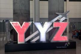 Certains voyageurs de l'aéroport international Pearson de Toronto enfreignent la loi sur la quarantaine