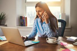 De nombreux agents ne veulent pas retourner dans un bureau ou un centre d'appels
