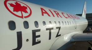 Air Canada déploie sa flotte Jetz dans certaines destinations hivernales