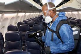 Sunwing renforce la sécurité dans ses avions en devenant la première compagnie canadienne à utiliserun puissant vaporisateur antibactérien