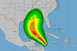Mexique: la tempête Zeta se dirige vers la péninsule du Yucatan