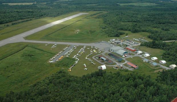 Le gouvernement du Québec annonce 3 M$ pour la mise en place d'une desserte commerciale à l'aéroport de Sherbrooke