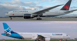 18 mois peuvent faire la différence : Air Canada et Transat annoncent de nouvelles conditions d'acquisition