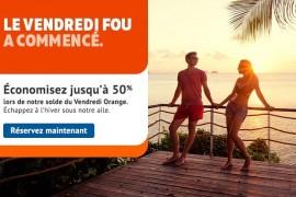Sunwing lance le solde anticipé du Vendredi fou avec des économies allant jusqu'à 50 % sur des forfaits vacances