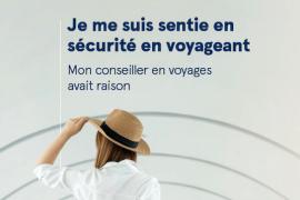 Transat Distribution Canada lance une campagne qui fait honneur aux conseillers en voyages!