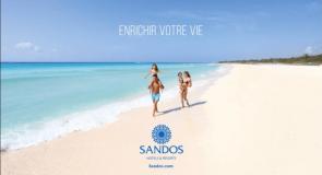 [WEBINAIRE – LE REPLAY] Ce qu'il faut savoir sur les hôtels Sandos pour la nouvelle saison!