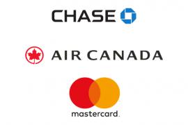Chase, Air Canada et Mastercard annoncent un partenariat pour une carte de crédit Aeroplan aux États-Unis