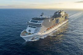 MSC Grandiosa sera de retour en mer le 24 janvier 2021