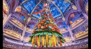 [VOYAGE VIRTUEL] Vivez le Voyage de Noël des Galeries Lafayette avec Atout France!