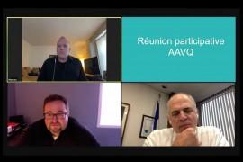 Résumé de la conférence participative de l'AAVQ avec Pierre Fitzgibbon