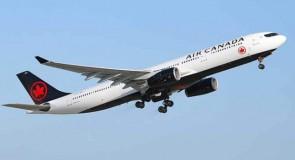 Le nouveau service Montréal-Bogata d'Air Canada débutera le 16 janvier
