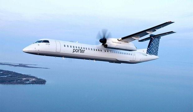 Porter Airlines envisage une reprise des vols en mars
