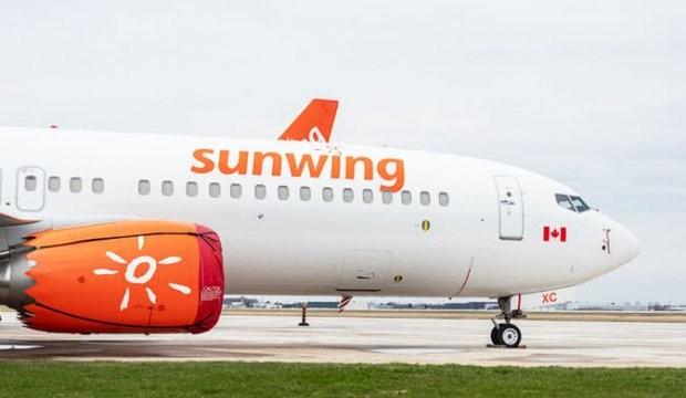 Sunwing annule tous les vols Sun jusqu'au 23 juin