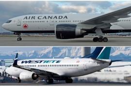 Air Canada et WestJet rétablissent certaines routes au Canada, dans le Sud et en Europe