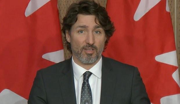 Trudeau n'exclut pas de possibles restrictions pour les voyages nationaux