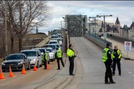 """Plus de voyages """"non essentiels"""" entre l'Ontario et le Québec: le Québec annonce la fermeture de sa frontière"""